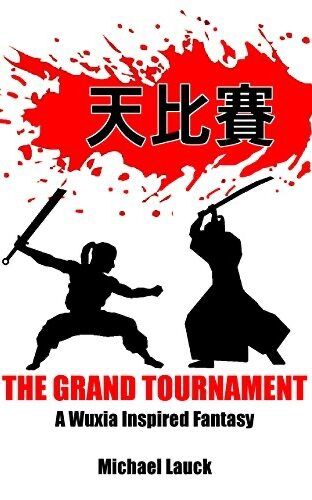 Cover of the Grand Tournament by Michael Lauck